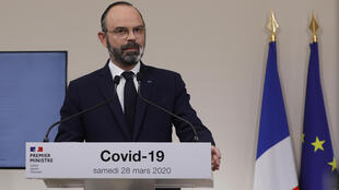 French Prime minister Edouard Philippe outlined his government's various strategies to fight the rapid spread of Covid-19 in the country.