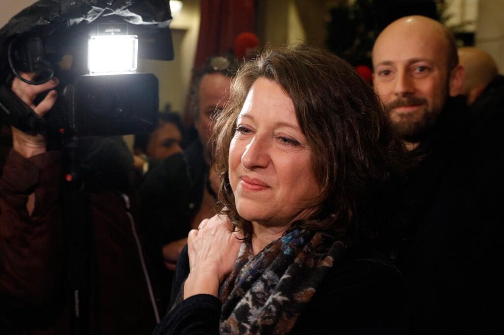 Agnès Buzyn: «Cette ville va mal, elle n'est pas bien gérée», a rapidement lancé l'ex-ministre.