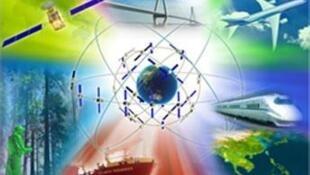 Ảnh minh họa hệ thống định vị Bắc Đẩu (Beidou) trên wesite beidou.gov.cn