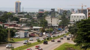 Une vue de Libreville, capitale du Gabon (image d'illustration).
