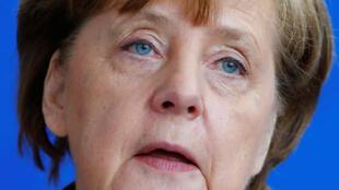Angela Merkel, 63 años. Doce de ellos en el poder.