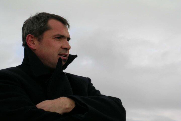 Французский журналист и автор книги «Путин и Кавказ» Режис Жанте