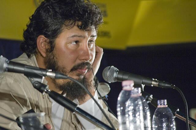 Canek Sánchez Guevara, autor de '33 Revoluciones'.