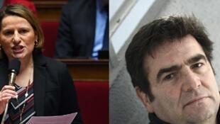 Valérie Rabault et Romain Goupil, invités de Mardi politique.