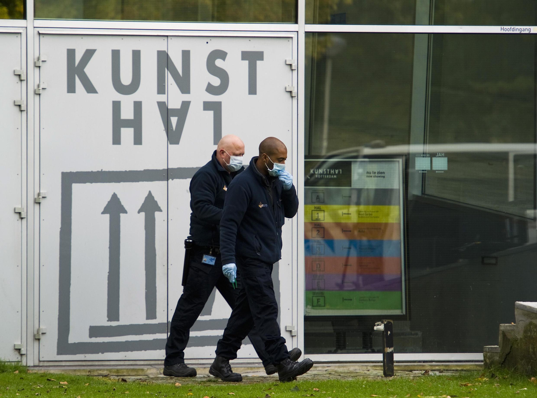 Полиция ведет расследование кражи из роттердамского музея Kunsthal