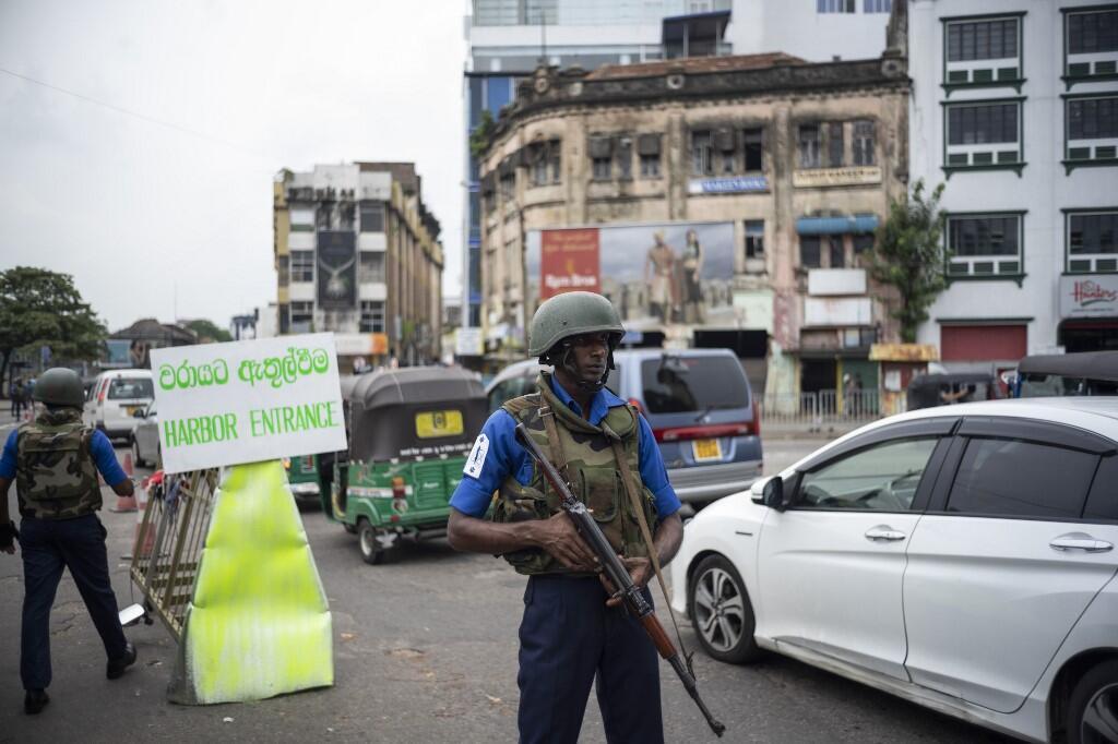 斯里兰卡警方加强反恐警戒