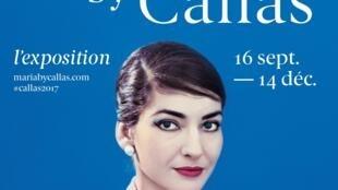 Visuel de l'exposition «Maria by Callas»