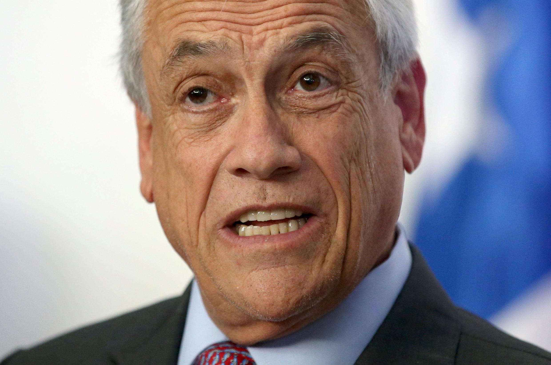 El presidente de Chile, Sebastián Piñera, envió una carta a su par francés.