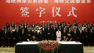 Milestone trade pact signed in Chinese city of Chongqing