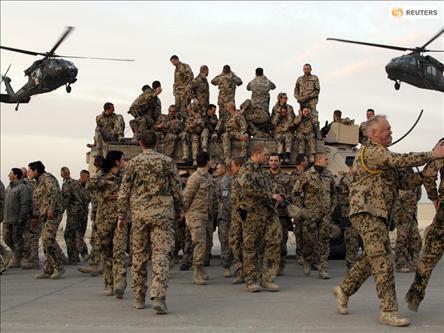 Wanajeshi wa NATO