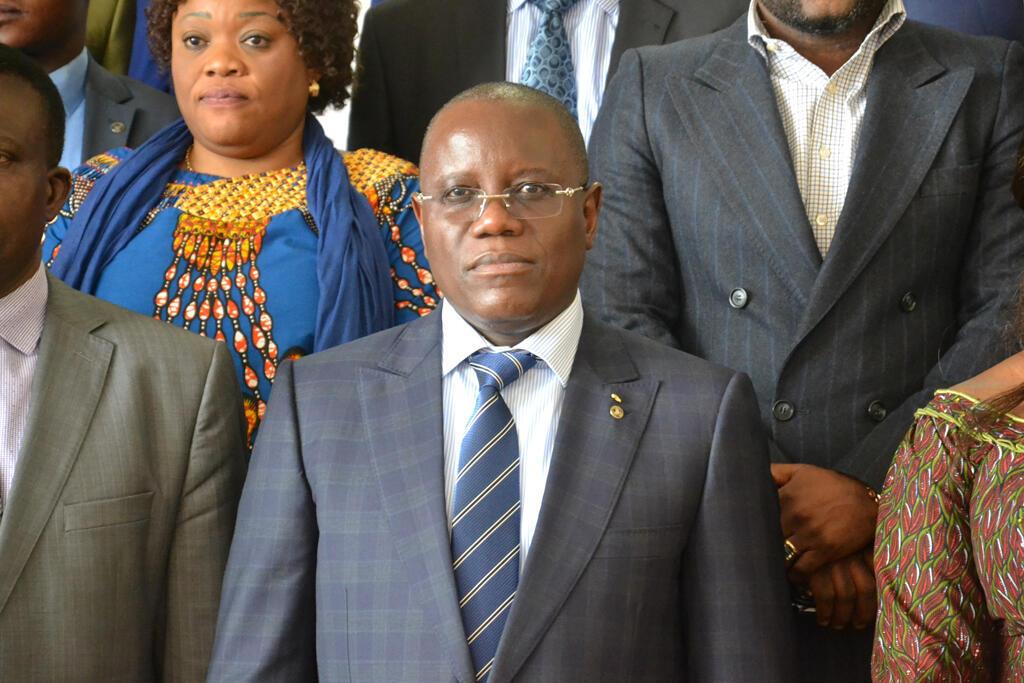 En RDC, il n'y aura donc qu'un seul candidat pour succéder à Aubin Minaku (photo) au poste de président de l'Assemblée.