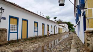 Paraty, com seu centro histórico, mas também Ilha Grande, entraram para a lista do Patrimônio Mundial da Unesco