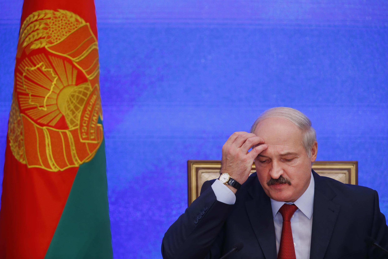 Belarussie _ Loukachenko