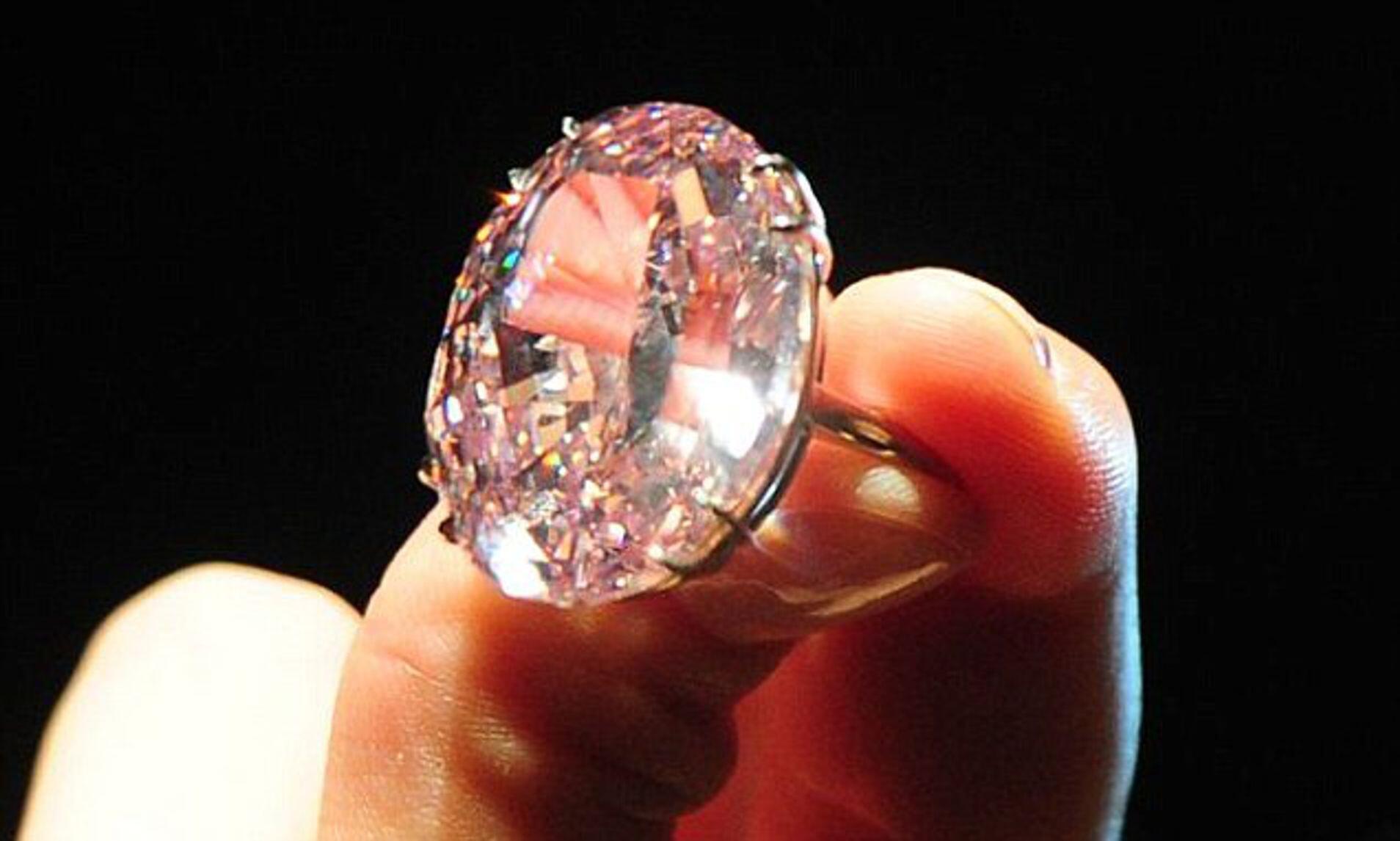 Pink Panther Diamond