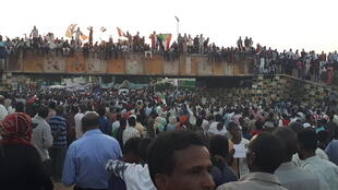 La mobilisation du jeudi 2 mai a rassemblé près d'un million de Soudanais à Khartoum, la capitale