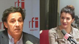 Emmanuel Todd et Marlène Schiappa, les deux invités de Mardi politique.