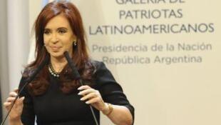 As primárias de domingo serão uma prova de fogo para a presidente Cristina Kirchner.