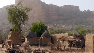 Le village de Koundou, au Mali.