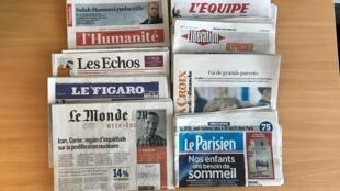 Municipais em França, coronavírus ou exército francês no Mali