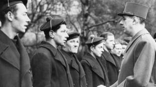 Шарль де Голль. 28 марта 1942 года.