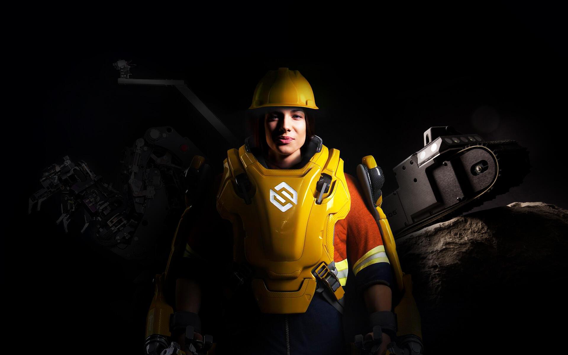 Le nouveau modèle de robot portable de la société Sarcos se nomme Guardian XO Max.