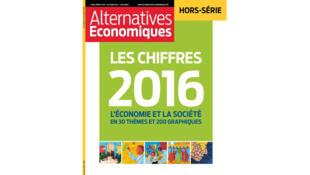 «Alternatives économiques, Hors série: L'économie et la société en 30 thèmes et 200 graphiques».