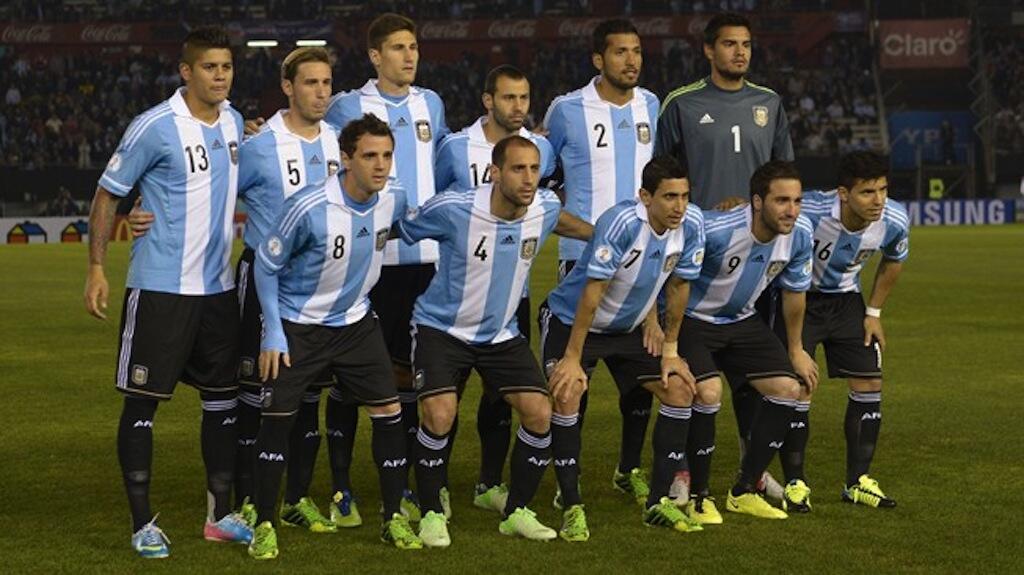 Timu ya taifa ya Argentina