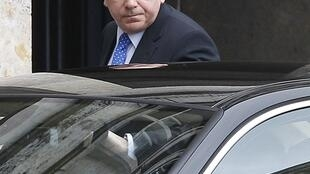 President of Germany's Bundesbank Weber at the German Finance Ministry in Berlin