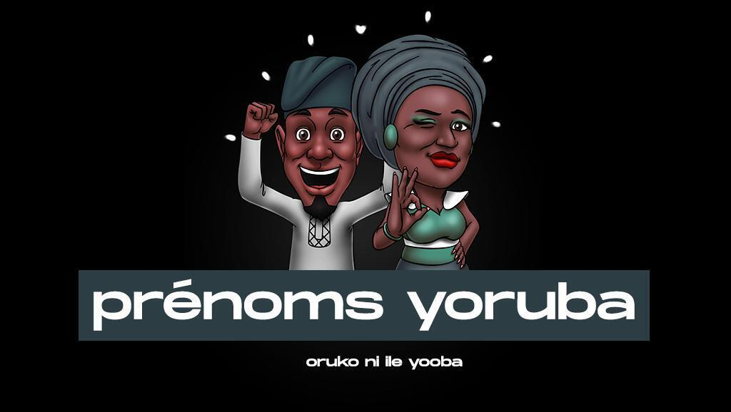 Chez les Yorubas du Nigeria ou du Bénin, on donne au minimum deux prénoms.