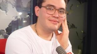El cantante venezolano YADAM
