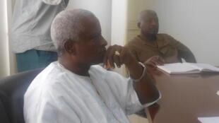 Serifo Nhamadjo, Presidente de transição da Guiné-Bissau