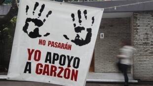 Várias manifestações populares contestam a decisão da justiça espanhola sobre a condenação de Baltazar Garzón.
