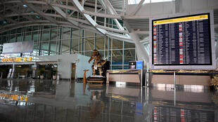 Indonesia's key tourism sector has been hammered by restrictions put in place to fight the virus