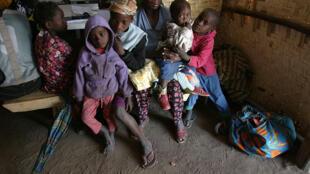 Iyalai na cikin yunwa a kasar Angola