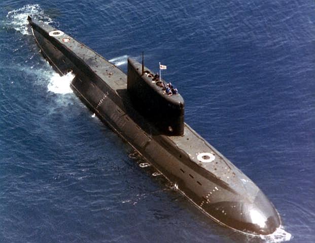Tàu ngầm lớp Kilo của Nga