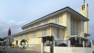 La cathédrale Sainte-Marie de Libreville en 2018 (Image d'illustration).