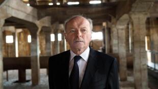 Jacques Toubon, défenseur des droits, en octobre 2014.