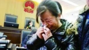 北京假证妈妈被判缓刑2013年12月