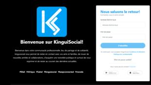 Le réseau social Kingui Social a été imaginé au Mali.