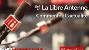 La libre antenne d'Appels sur l'actualité.