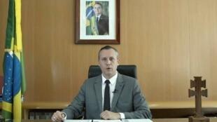 No vídeo, o (então) Secretário Especial da Cultura Roberto Alvim fez um discurso com trechos inspirados em um texto do ex-ministro nazista Joseph Goebbels.  16/01/2020.