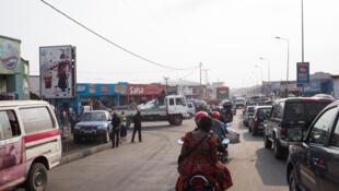 Dans le centre-ville de Goma, République démocratique du Congo en juillet 2016. (Photo d'illustration)