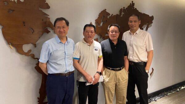 已经委託北京维权律师莫少平和尚宝军