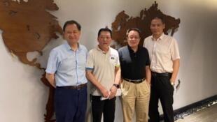 已經委託北京維權律師莫少平和尚寶軍
