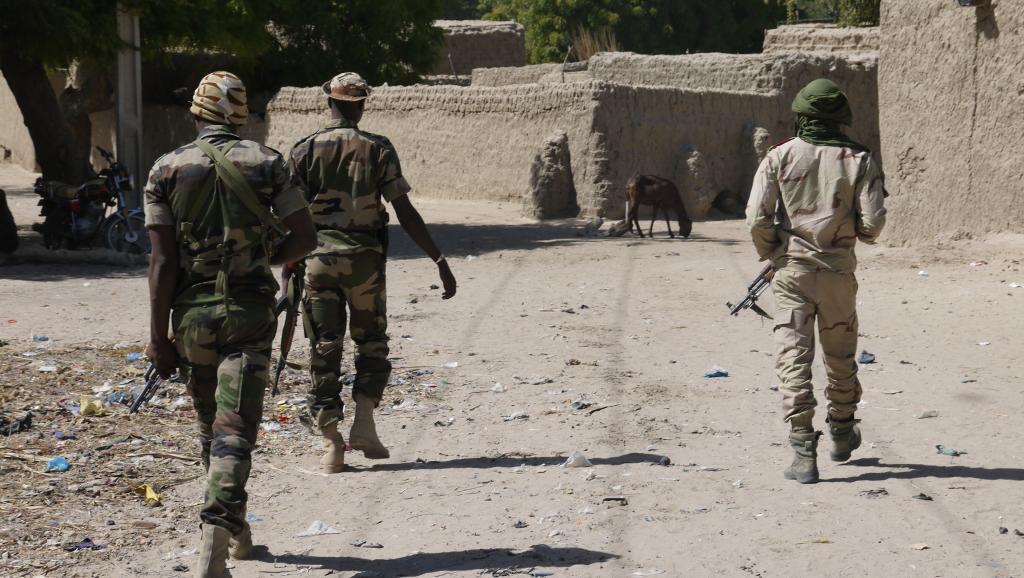 Wasu daga cikin dakaru dake fada da yan Jihadi a yankin Sahel