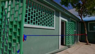 Des locaux du Pénitencier national, le centre de détention le plus important d'Haïti.