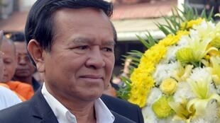 Kem Sokha, le numéro 2 de l'opposition au Cambodge.