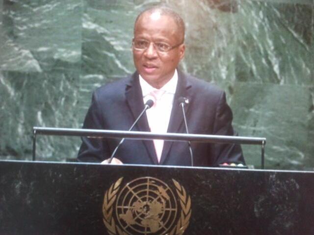 PM de Cabo Verde na assembleia geral da ONU defende país de renda alta e economia azul