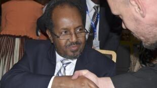 Hassan Sheikh Mohamud, shugaban Somaliya