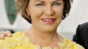 Marisa Letícia Lula da Silva, mulher do ex-presidente Lula.